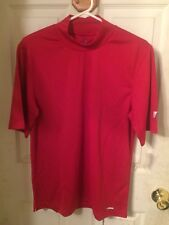 Russell Athletic Red Dri-Power Tee Adult Size Small - NEW with TAGS
