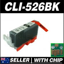 1x Black Ink for CANON CLI-526BK for MG6150 MG6250 MG8150 MG8250 MX885MX715