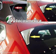 Deflettori Posteriori Portabagagli  Cover in Abs Cromo Nissan Qashqai 2014-2017
