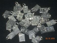 Wholesale Lot #344 50% Off Tag Pewter Charm Use as Pendant Earrings on Key Chain