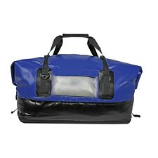 Extreme Max DryTech Waterproof Duffel Bag- Extra Large, Blue