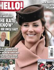 Hello Magazine Kate And Pippa Middleton Sam Bronson Wedding Aruna Seth 2013