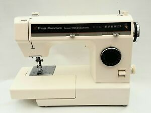 Frister & Rossmann Beaver 9 Semi Industrial Automatic Sewing Machine. +Free Arm