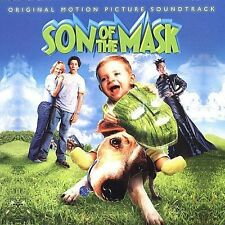 Son of the Mask by Son Of The Mask SOUNDTRACK (CD, Feb-2005) Free Ship #EN05