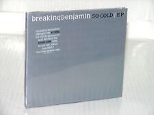 So Cold by Breaking Benjamin (CD, Nov-2004) [EP] [Digipak]   ***NEW***