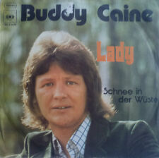 """7"""" 1973 KULT RARE IN VG+++ ! BUDDY CAINE : Lady"""