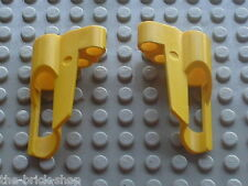 LEGO technic yellow Panel Fairing 5&6 32527 & 32528 / 8264 8240 8455 8651 8451