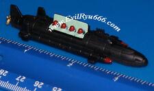Military Micro Machines TFS TRITON TRI TUBE SUB SUBMARINE Galoob