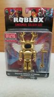 ROBLOX SIMOON68 GOLDEN GOD with EXCLUSIVE VIRTUAL CODE **NEW**