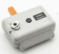 Rollei A 110 A110 A-110 Blitzadapter Adapter für Blitzwürfel