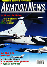 AVIATION NEWS 65/03 MAR 2003 767 Tanker,Iraqi AF,Afghanistan,Greenland,Fiat G.49