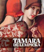 TAMARA DE LEMPICKA - MORI, GIOIA - NEW BOOK