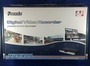 Zmodo Video Surveillance System - 8x Camera, Digital Video Recorder