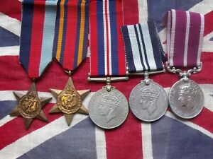George VI Indian MSM Group of medals to a Machine Gun battery