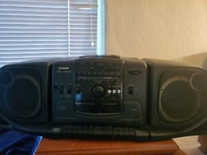 Fisher PH D340 Boombox Vintage FREE SHIPPING