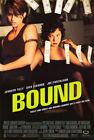 Внешний вид - Bound (1996) Movie Poster, Original, SS, Unused, NM, Rolled