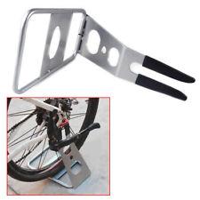 Support Plancher Vélo Affichage MTB Triangle Arrière Acier Stockage Bicyclette