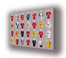 "Liverpool  - Shirts - Wall Canvas 25""x16"" (63x40cm)"