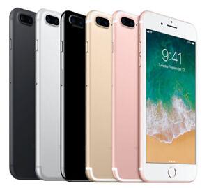 Apple iPhone 7 Plus Factory Unlocked  256GB| 128GB | 32GB