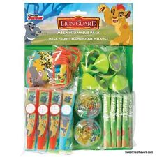 Lion Guard Party FAVOR Birthday PACK 48 PC Decoration Simba Supplies King Treats