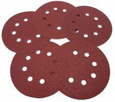 Piranha Sanding Discs 60 Grit 125mm x Pack of 5  X32027