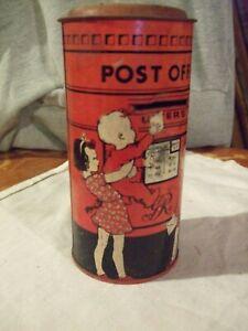vintage Chad Valley children's money box
