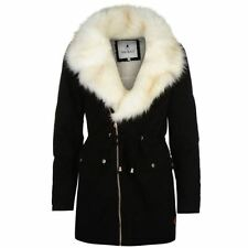Faux Fur Cotton Coats & Jackets for Women