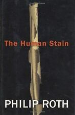The Human Stain, , Roth, Philip, Very Good, 2000-04-01,