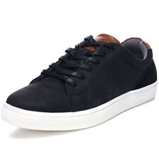 Alpine Swiss Ken Mens Low Top Fashion Sneakers Casual Lace Up Tennis Shoes