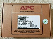Brand New APC AP9335TH Temperature/Humidity Sensor