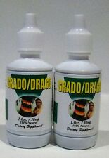 2 SANGRE DE GRADO (DRAGON'S BLOOD) x 30 ml DROPS