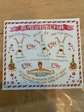 Susan Branch Stickers - Play Time 12711