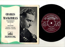 """clásica"". Charles Mackerras. Gilbert & Sullivan. Uk Orig 7"" EP & Pic/sl. ex/ex"