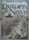 WWI Return of The Navy/Czechoslovak Forces In Russia 4-24-19 Mid-Week Pictorial