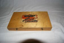 Vintage British Tap & Die Co. Limited - Tap and die set in box Set No. CBA 5B