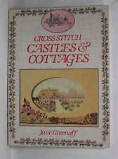 Cross Stitch Castles and Cottages, Greenoff, Jane, Very Good Book