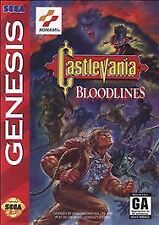 Castlevania: Bloodlines (Sega Genesis, 1994)
