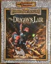 Dungeons & Dragons Forgotten Realms Ser. Adventure: Into the Dragon's Lair