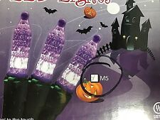 70 Purple Halloween LED Lights NOW: $9.99 REG: $27.99