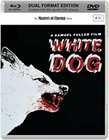 White Dog (Masters of Cinema) (Dual Format Edition) [Blu-ray + DVD] [1982]