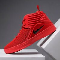 Men's Retro Basketball Shoes Boots Big Kids Youth Sports Sneakers Athletic Team