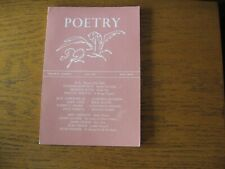 1959 Poetry H.D., Koch, Schwartz, Harold Norse, Thomas, Dickey, Williams, Others