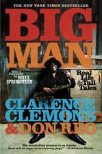 Big Man: Real Life & Tall Tales, Clemons, Clarence, Reo, Don, 0446546259, Book,