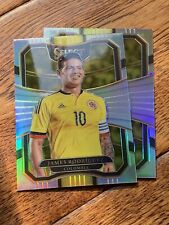 JAMES RODRIGUEZ 2017-18 PANINI SELECT SOCCER PRIZM- Colombia - Lot Of 2