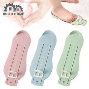 Kids Infant Toddler Baby Foot Measure Gauge Shoes Size Measuring Ruler 0-5Y UK