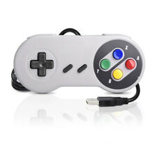 Kiwitata USB Wired SNES Game Controller Gamepad for Windows PC Mac Raspberry Pi