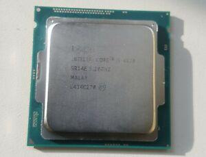 INTEL CORE i5-4570 3.20GHz SR14E 4 CORE PROCESSORE CPU SOCKET 1150/H3/LGA1150