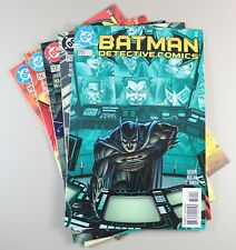 L801 - Detective Comics  711, 712, 713, 714, 715 - Happy to Combine Shipping