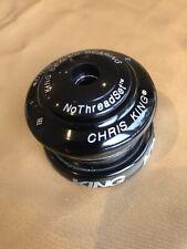 Chris King Inset & External Headset In Black