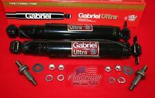 CHEVROLET 1965-1981 Impala Belair Rear Gabriel Ultra Shock Absorber Set (Pair)